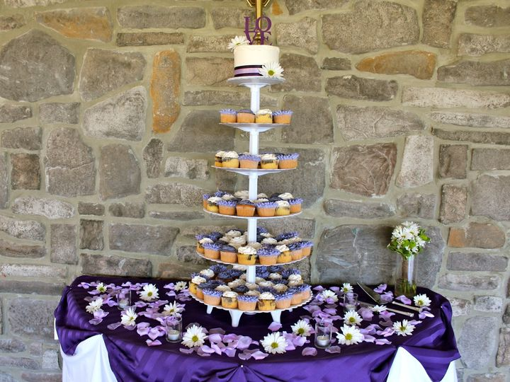 Tmx 1378827401001 New Cupcakes6 Fairfield, Pennsylvania wedding cake