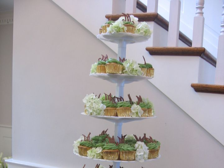 Tmx 1378827433624 Oct. 4 062 Fairfield, Pennsylvania wedding cake
