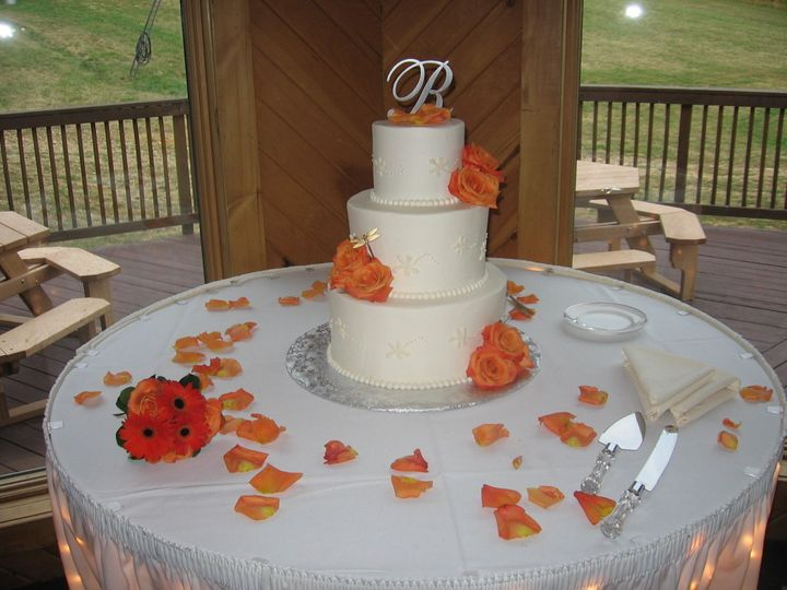 Tmx 1378831152392 7 25 11 130 Fairfield, Pennsylvania wedding cake