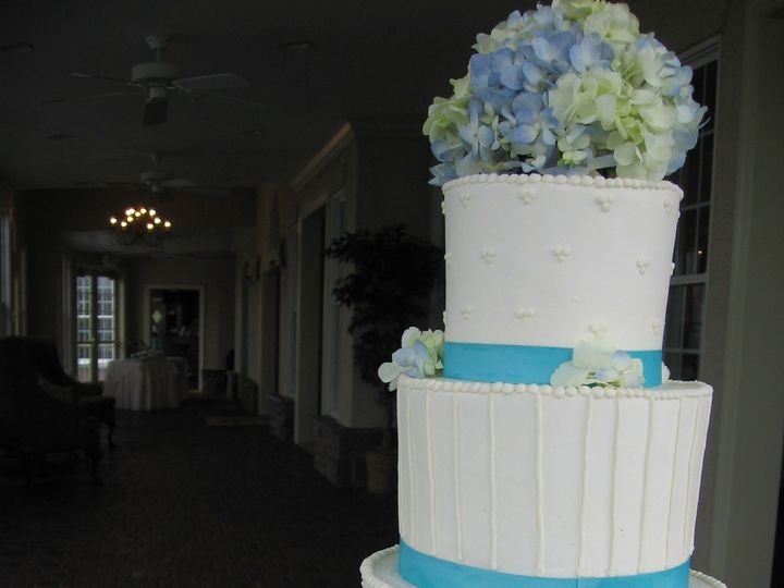 Tmx 1378831164423 7 30 12 028 Fairfield, Pennsylvania wedding cake
