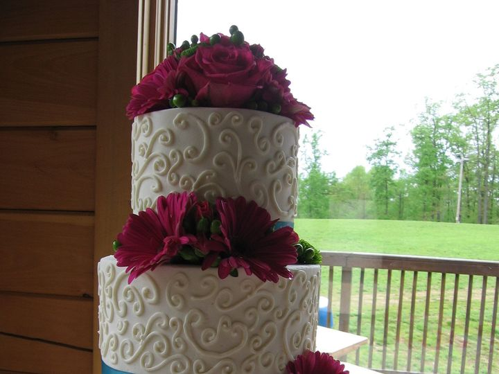 Tmx 1378831179209 7 30 12 034 Fairfield, Pennsylvania wedding cake