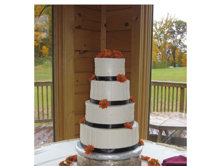 Tmx 1378831267927 Img28661 Fairfield, Pennsylvania wedding cake