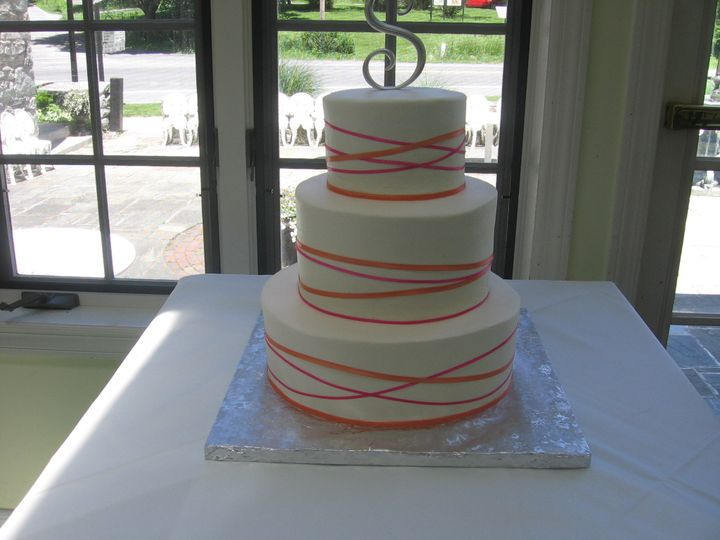 Tmx 1378831283308 Jen Pics 7 2010 211 Fairfield, Pennsylvania wedding cake