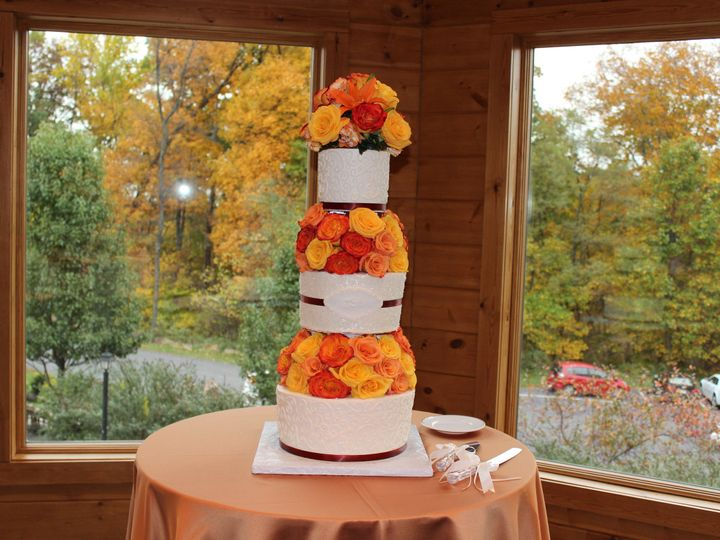 Tmx 1378832365738 New3 Fairfield, Pennsylvania wedding cake
