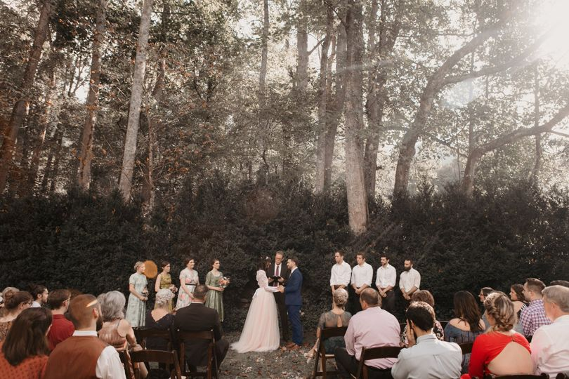 Asheville Wedding, NC