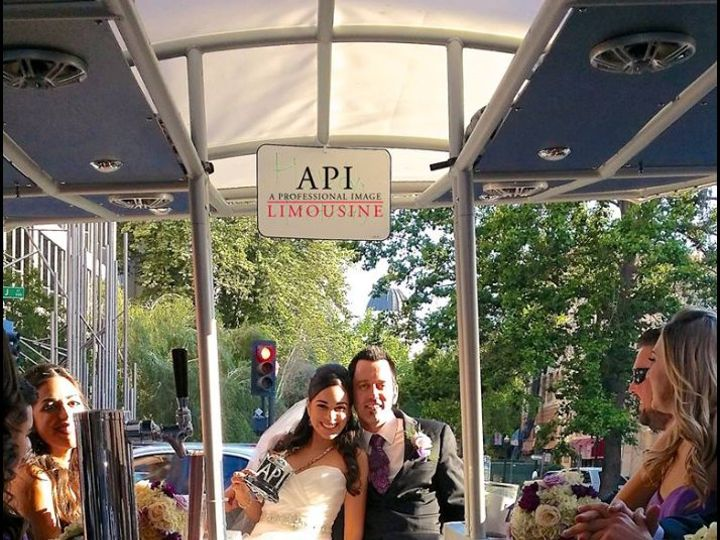 Tmx Wedding 3 51 1066673 1558571282 Sacramento, CA wedding transportation