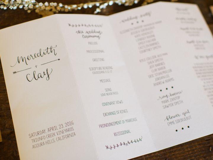 Tmx 1471375612931 Meredith Clay Details 0038 Grand Rapids wedding invitation