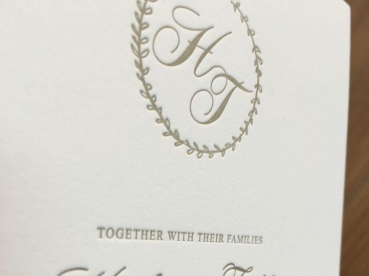 Tmx 1471375815225 Haley And Trevor Grand Rapids wedding invitation