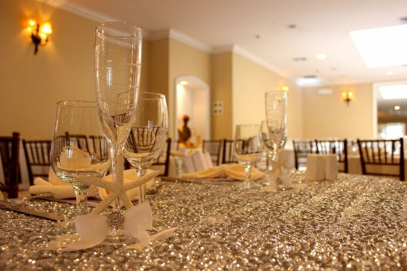 Classy glassware
