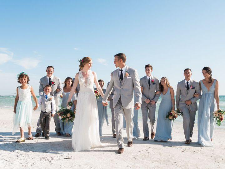 Tmx 1530840078 42e630069fe1606d 1530840077 2f5e81a10630f856 1530840076088 2 Saint Pete Beach W Tampa, FL wedding photography