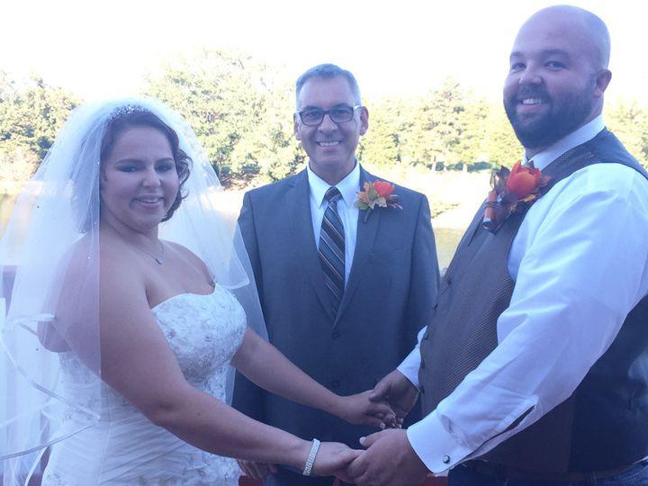 Tmx 1413499059363 Aaron Harley Durham, North Carolina wedding officiant