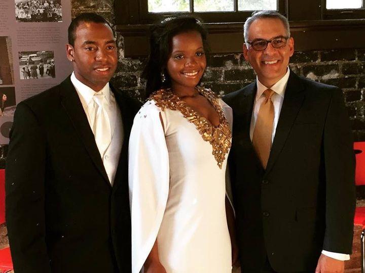 Tmx 1452221111660 116924799275147539569185879308047329653568n Durham, North Carolina wedding officiant