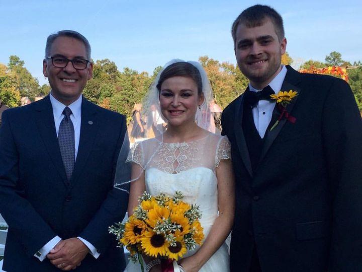 Tmx 1452221198686 121841059797309054019697247453595361646717o Durham, North Carolina wedding officiant