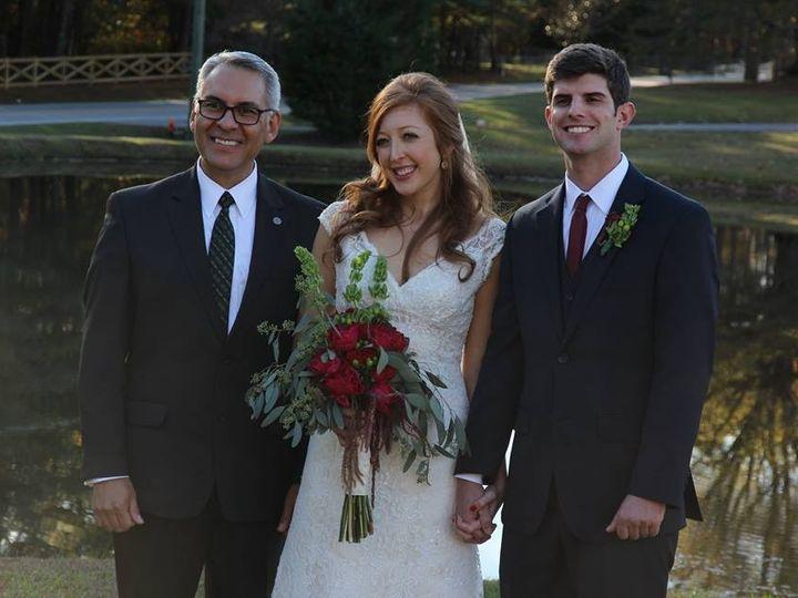 Tmx 1452221216384 122992439980406235709973242524694549106930n Durham, North Carolina wedding officiant