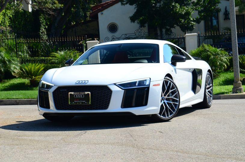 Exotic and lavish cars
