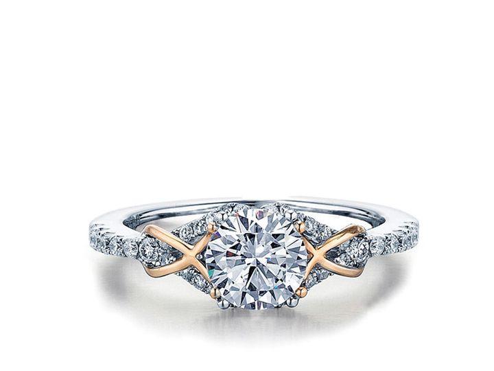 Tmx 1466093359964 Timeless Ring Endless Love Albany wedding jewelry
