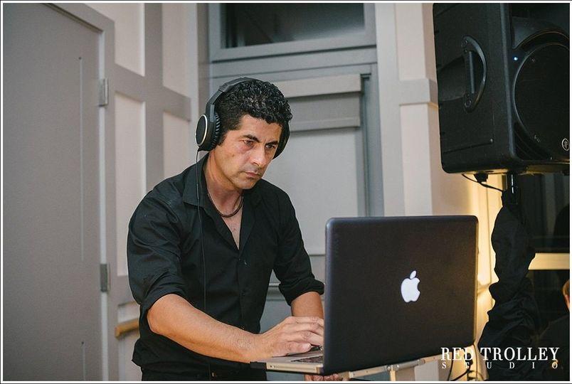 D.J Israel Maldonado
