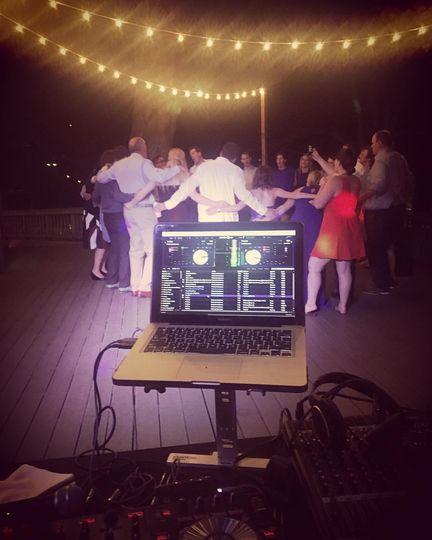 Wedding Reception Last Song