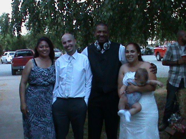 Jason & Deanna O'Farrell Wedding