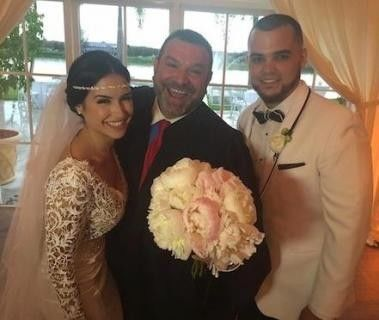 Judge With Newlyweds - Miami