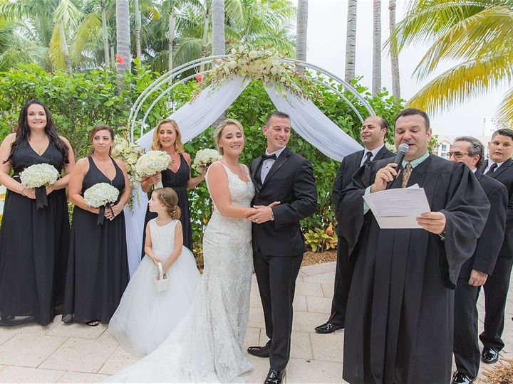 Tmx 1516112047 99599c8318eb42ba 1516112046 32c99785ce259fb4 1516112044840 4 Rob With Mic Fort Lauderdale, FL wedding officiant