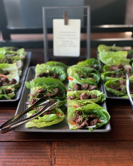 Wagyu Steak Lettuce Wraps