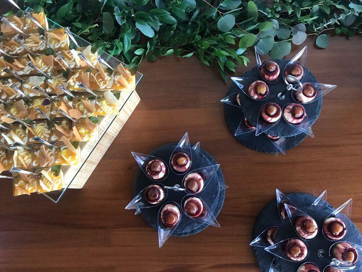 Tmx Mini Dessert Buffet With Floral 51 1151773 157933079919385 Bellevue, WA wedding venue