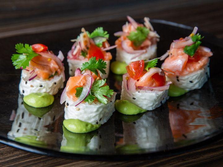 Tmx Salmon Ceviche Roll 51 1151773 157933077913795 Bellevue, WA wedding venue