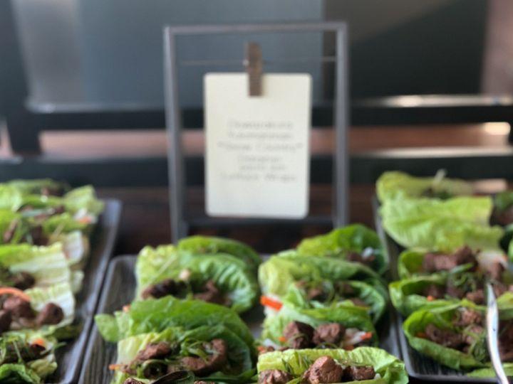 Tmx Steak Lettuce Wrap 51 1151773 157933059739516 Bellevue, WA wedding venue