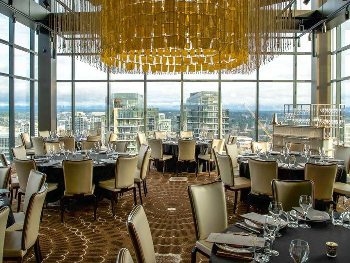 Tmx Vertigo Rounds Seating For 60 51 1151773 158123195346302 Bellevue, WA wedding venue