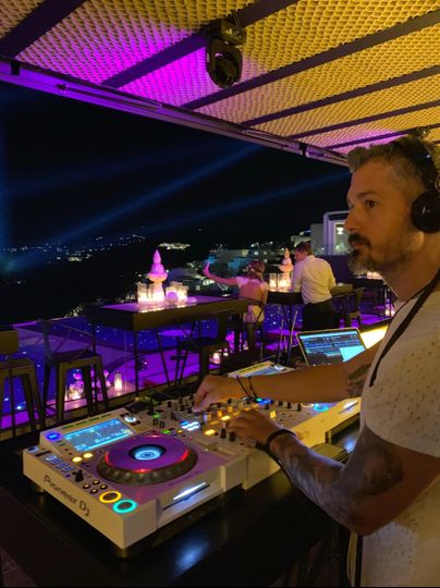 Wedding Dj In Mykonos