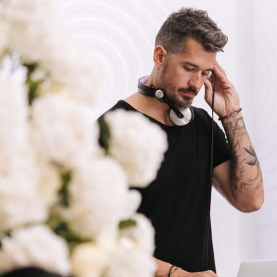 The best Wedding Dj in Mykonos