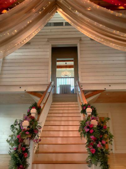 Stairs Luxury Bridal Suite