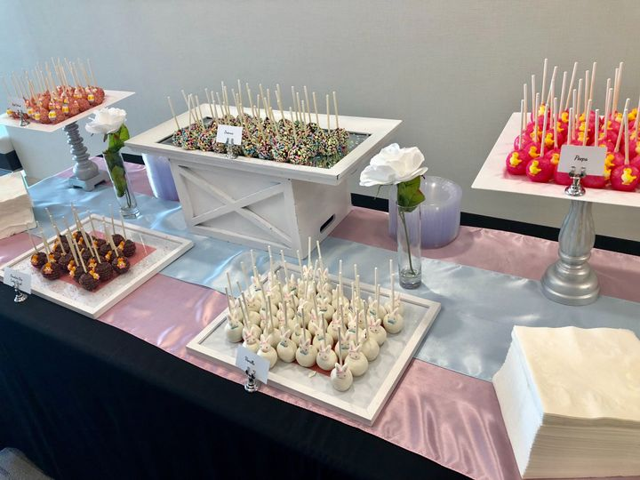 A selection of treats