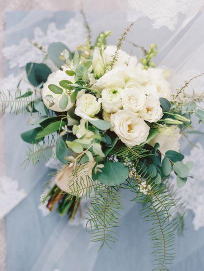 Organic Spring Bouquet