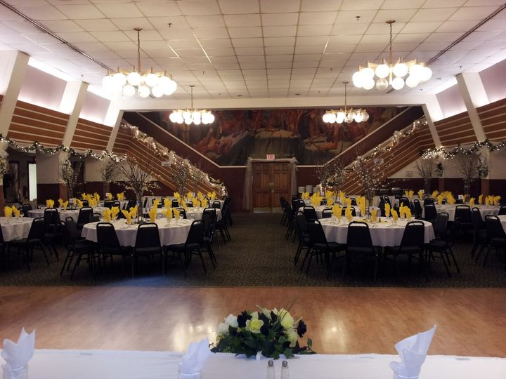 Tmx 1461703020669 Ftig Ball Room Yellow Annville, PA wedding catering