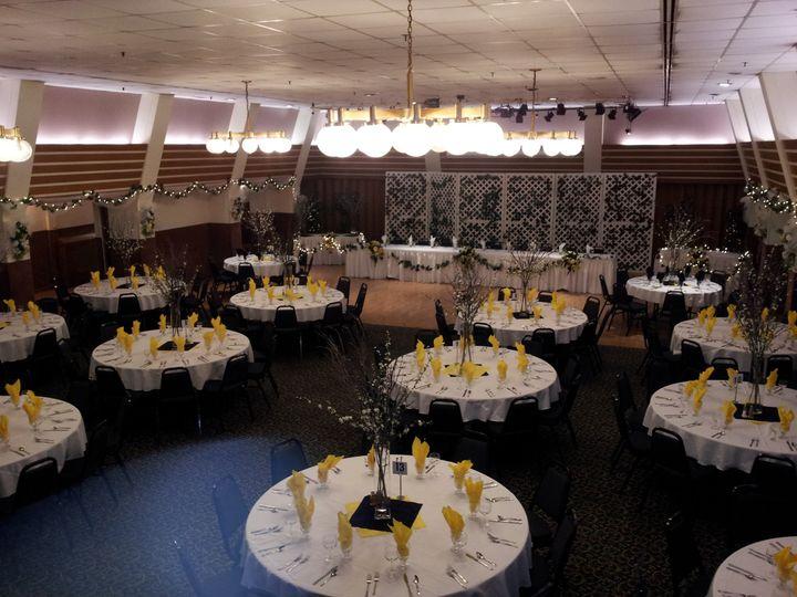 Tmx 1461703042575 Ftig Ballroom Yellow Balcony Annville, PA wedding catering
