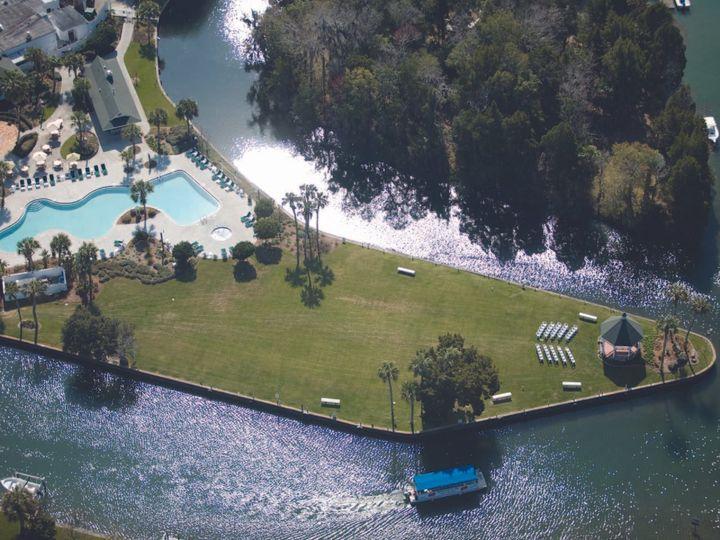 Tmx 1481209408042 Aerial View Of Point Crystal River, FL wedding venue