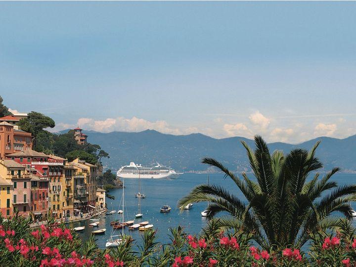 Tmx Cruise Ship In Portofino 51 1893773 1572396316 Lithia, FL wedding travel