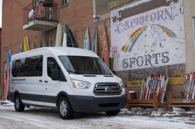 Colorado Adventure Tours- Wedding and Group Event Transportation