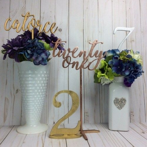 table numbers 500x500