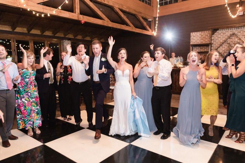 The Sutherland Wedding fun!