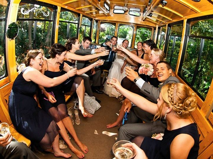 Tmx 1363119526290 Bus Winston Salem, NC wedding dj