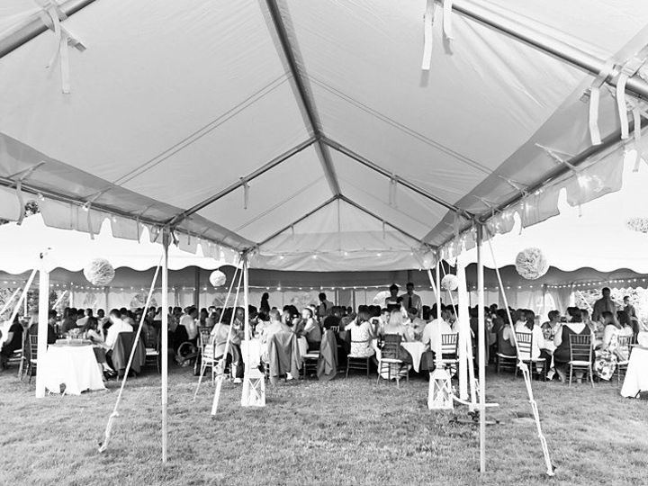 Tmx 1363119637216 Tent Winston Salem, NC wedding dj