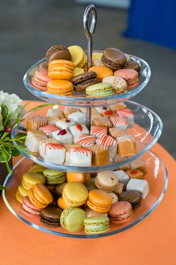 Macarons and other treats