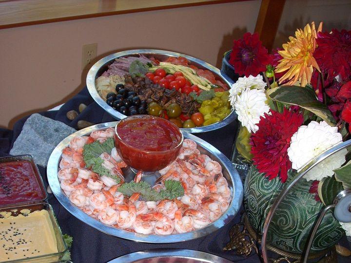 Tmx 1435882453431 Trays Auburn, Washington wedding catering