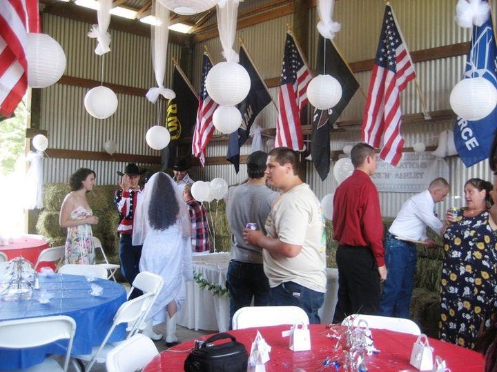 Tmx 1435883020392 Jake And Ashley Wed 7.02.09  8 Auburn, Washington wedding catering
