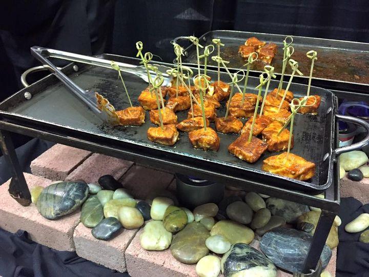 Tmx 1486064428391 Salmon Bites Auburn, Washington wedding catering
