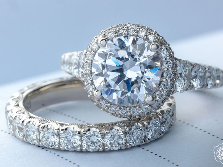 Tmx 1425481745215 Blogcarousel5005selectingcenterdiamond Saint Paul, Minnesota wedding jewelry
