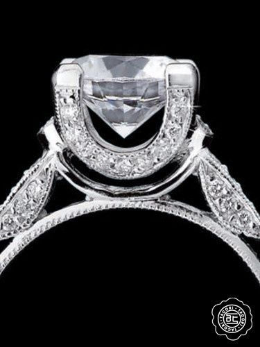 Tmx 1425481768170 Blogcarousel5001selectingcenterdiamond Saint Paul, Minnesota wedding jewelry